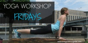 YOGA WORKSHOP FRIDAY LOGO