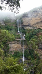 katoomba falls blue mountains