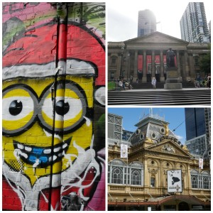 melbourne walking tour