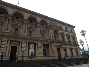 old treasury building melbourne