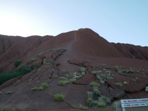 uluru the climb ayers rock