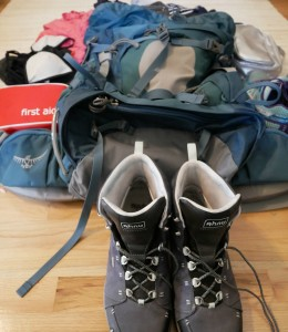 how to pack for backpacking 3 plus months