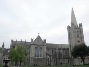dublin st patricks cathedral