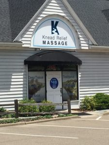 Knead Relief Massage Vestal NY