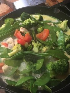 green curry healthnut