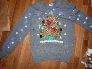 ugly sweater DIY4